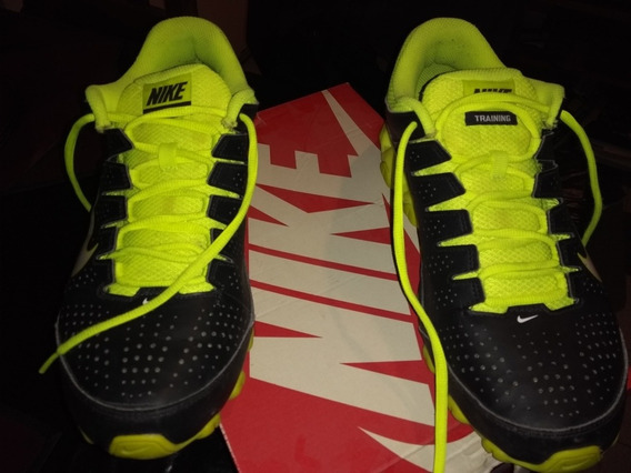 Zapatillas Nike Training Reax 42 . Impecables!