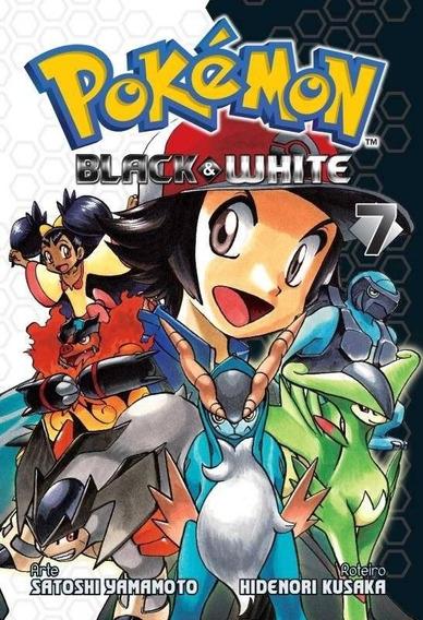 Pokémon - Black E White - Vol. 7