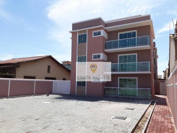 Lançamento! Apartamento 2 Quartos Próximo A Praia De Costazul, Rio Das Ostras - Ap0378