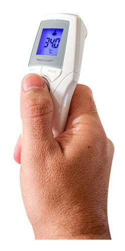 Termômetro Infravermelho Sem Contato Testa Anvisa Incoterm