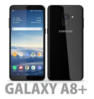 Samsung A8+ Libre 4gb De Ram