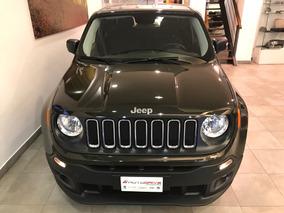 Jeep Renegade 2018 0km En 100% Financiado Sin Anticipo