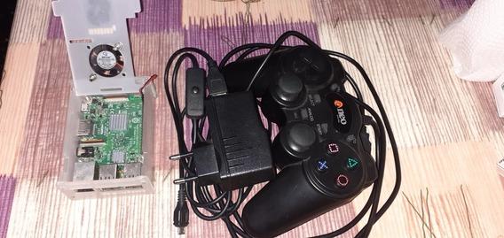 Raspberry Pi 3 B Completa Con Juegos Y Raspbian