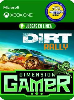 Dirt Rally - Xbox One - Online/offline