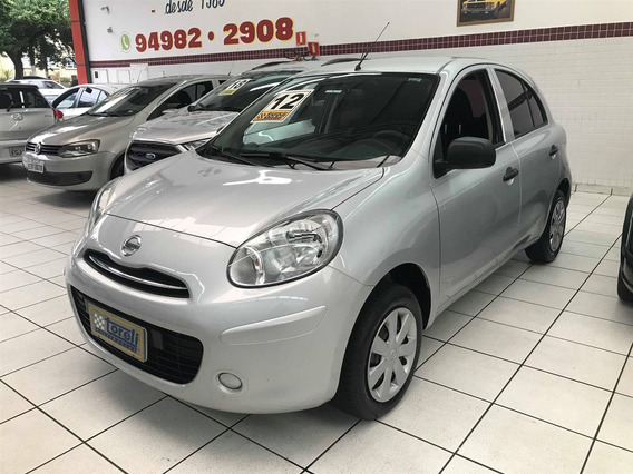 Nissan March 1.0 16v Flex 4p Manual