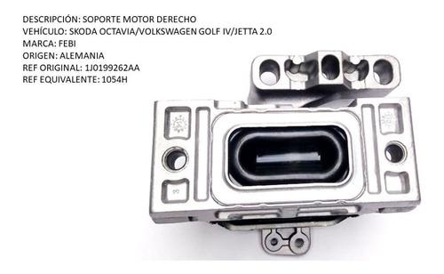Soporte Motor Derecho Skoda Octavia/volkswagen Golf Iv/jetta