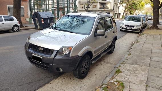 Ford Ecosport 2.0 Xlt Plus 4wd 4x4 Igual A 0km!!!