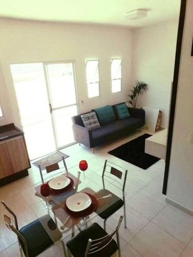 Imagem 1 de 10 de Casa Com 3 Dormitórios À Venda, 65 M² Por R$ 245.000,00 - Chácara Tropical (caucaia Do Alto) - Cotia/sp - Ca0596