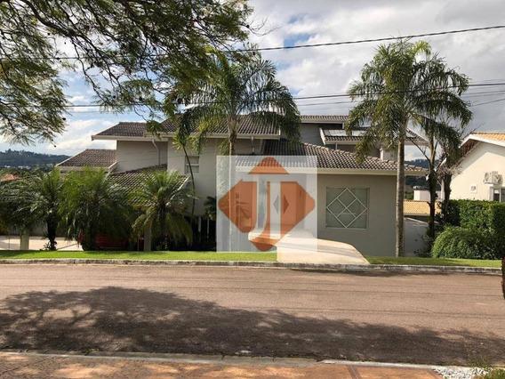 Casa Com 5 Dormitórios À Venda, 470 M² Por R$ 2.900.000,00 - Condomínio Villagio Capriccio - Louveira/sp - Ca0804