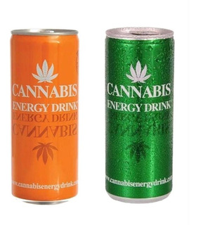 Bebida Energetica Pack 24 Unidades De 250ml