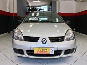 Renault Clio Hatch. Campus 1.0 16v (flex) 4p Flex Manual