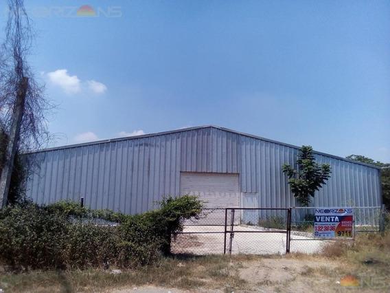 Venta De Bodega Industrial En Altamira
