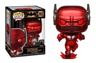 Funko Pop! Heroes - Batman Red Death Metal #283