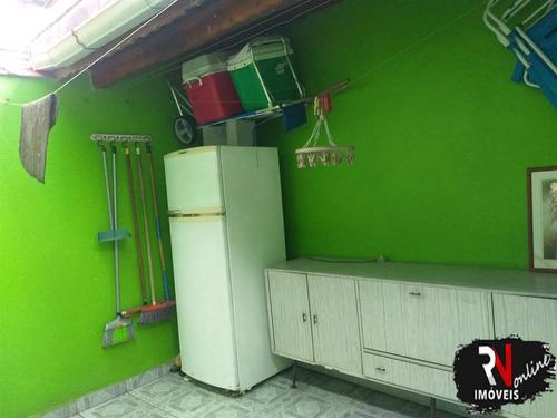 Casa Com 2 Dorms, Mirim, Praia Grande - R$ 200 Mil, Cod: 1279 - Rno1279