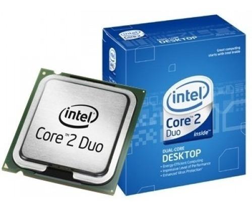 Processador Intel Core 2 Duo E6400 2.13ghz 2mb Cache