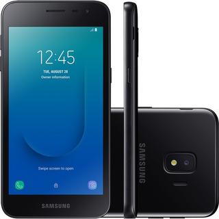 Celular Samsung Galaxy J2 Core 16gb Dual Tela 5 Novo Preto