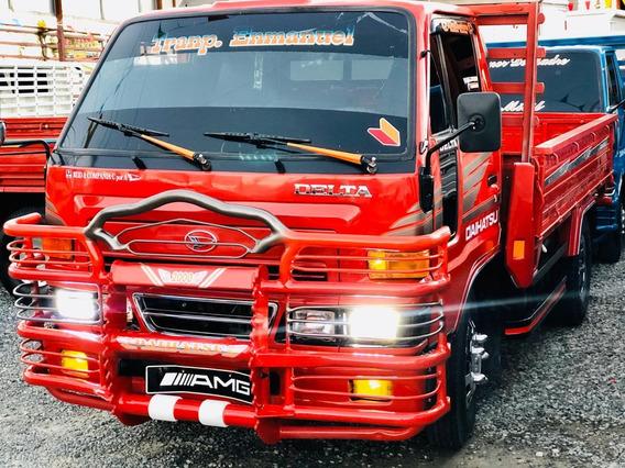 Super Oferta Camion Daihatsu Delta 2000 Cama Cortta 100%full