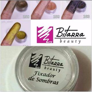 6 Sombras Asa De Borboleta+fixador De Sombras Bitarra Beauty