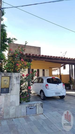 Casa Em Condomínio Com 02 Dormitório(s) Localizado(a) No Bairro Muchila Em Feira De Santana / Feira De Santana - 4462