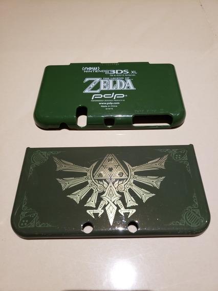 Cover Plates Nintendo New 3ds Especial Zelda Raro