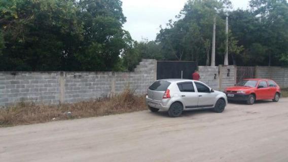 Chácara No Litoral Medindo 1650 M², Em Itanhaém/sp 4628-pc