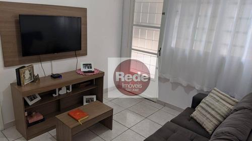 Imagem 1 de 9 de Casa À Venda, 75 M² Por R$ 250.000,00 - Residencial Ana Maria - São José Dos Campos/sp - Ca4564