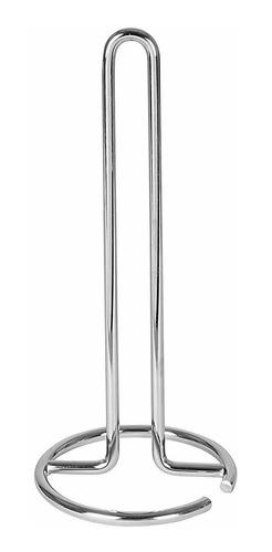 Porta Papel Toalla Cromado Modelo Euro 41070 Spectrum Div