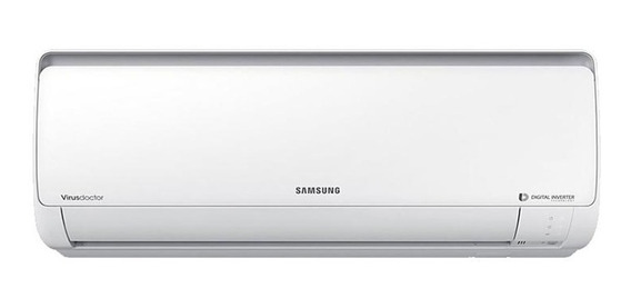 Ar condicionado Samsung Digital Inverter split frio 11500BTU/h branco 220V AR12NVFPCWKNAZ