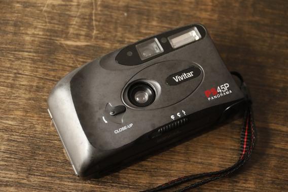 Vivitar Ps45p Panorama - Câmera Analógica