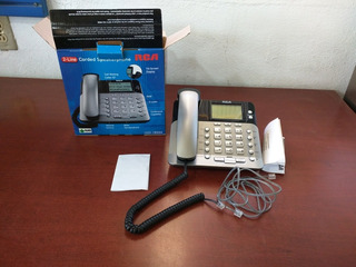 Telefono 2 Lineas Rca