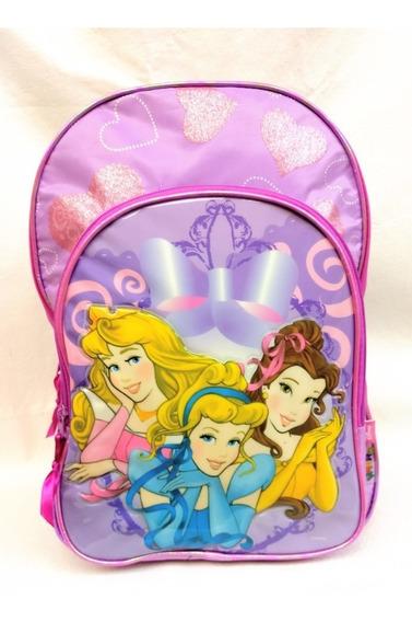 Mochila Infantil Disney Princesas. Jardin Nena