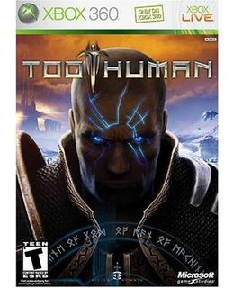 Demasiado Humano Xbox 360