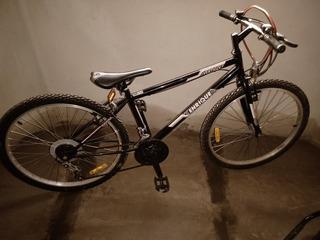 Bicicleta Rodado 26 Marca Enrique Pocos Usos/como Nueva