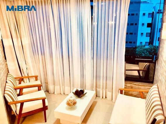 Apartamento Montado! 3 Quartos À Venda, 130 M² Por R$ 900.000 - Jardim Da Penha - Vitória/es - Ap1584