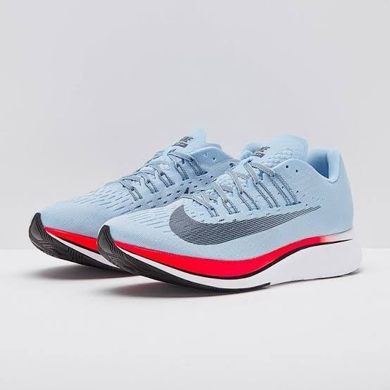 Tênis Nike Zoom Fly Running Cor Ice Blue