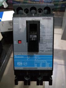 Termomagnetico 30 Amp Siemens