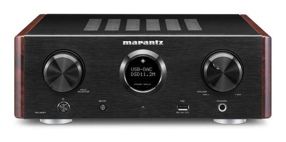 Amplificador Integrado Marantz Hd-amp1-usb-dac