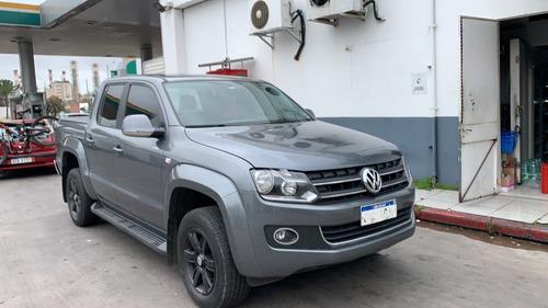 Volkswagen Amarok Tsi 2017