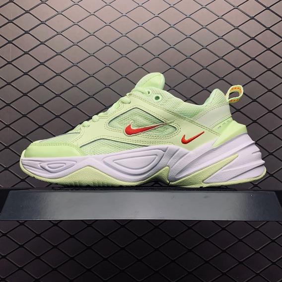 Zapatillas Nike M2k Tekno Volt Yellow