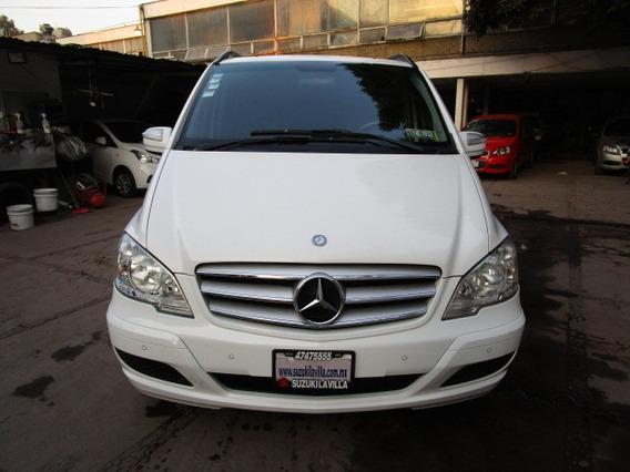 Mercedes Benz Viano 5p Trend Cdi,td,ta,dvd,gps,8pasj.ra17