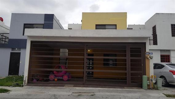 Renta De Casa Equipada En Bosques De Huinala, Apodaca (30-cr-1304 Sil)