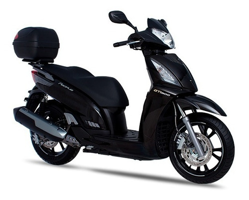 Scooter 300 Suzuki People Abs 20/21 Preto 48 X Sem Entrada