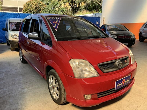 Chevrolet Meriva 1.8 Mpfi Ss 8v Flex 4p Manual 2005/2006