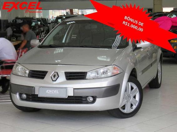 Renault Megane Sedan Dynamique 2.0 16v(aut.) 4p 2009