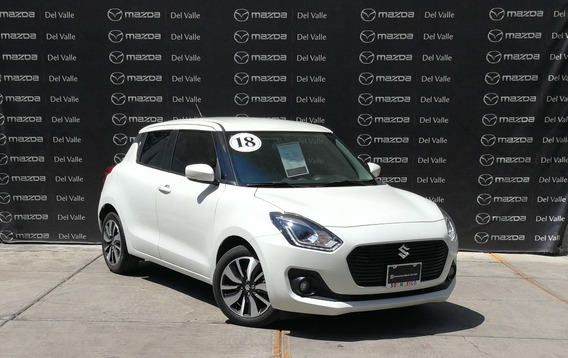 Suzuki Swift 2018 Glx Boosterjet (044)