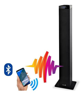 Torre De Sonido Bluetooth 20w Parlante Ken Brown 220v Sp-350