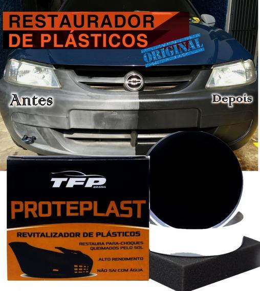 Revitalizador De Plásticos O Melhor - Proteplast