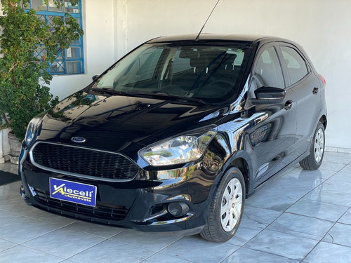 Ford Ka Se Plus 1.0 12v Flex 2018