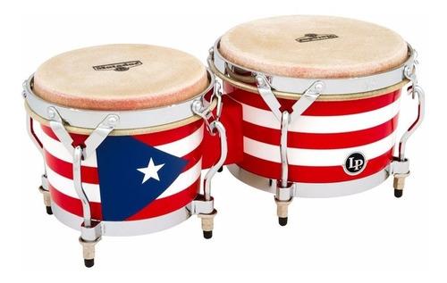 Bongos Lp Matador M201 Pr Puerto Rico Latin Percussion