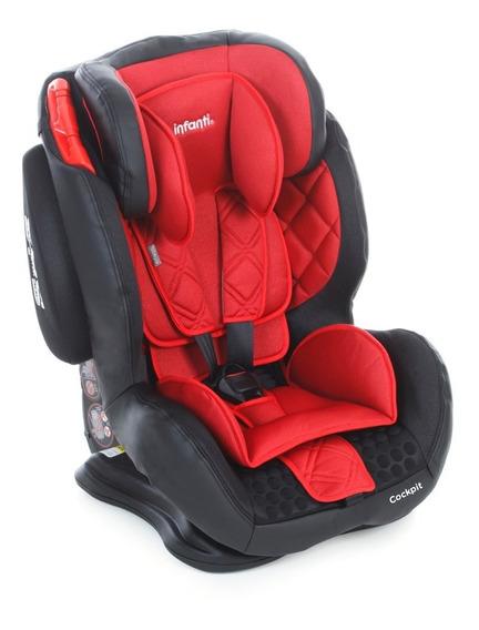 Cadeirinha Cadeira De Carro Infanti Cockpit Lava Até 36kg